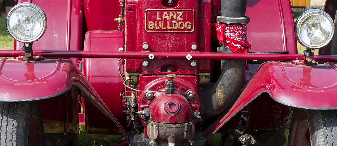Dampfmaschinen & Lanz-Bulldog