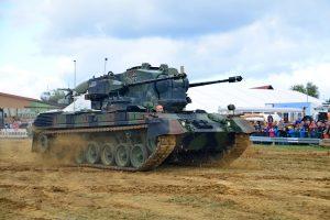 Gepard Panzer